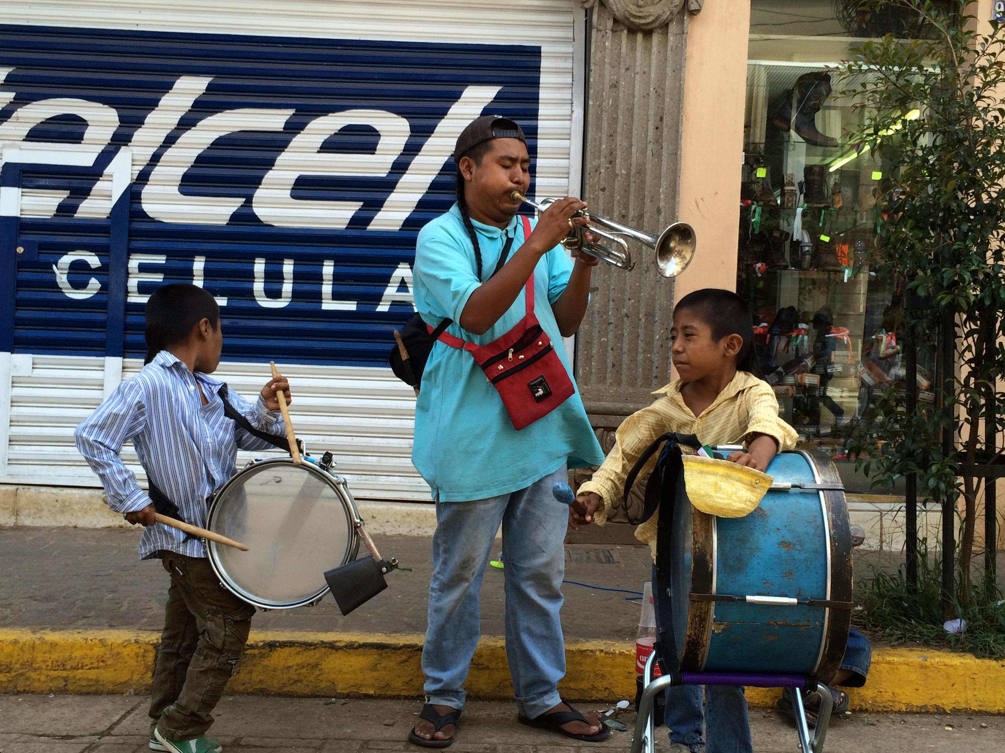 Acústica regional callejera